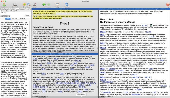Alternatives to BibleWorks - Shutting Down June 15