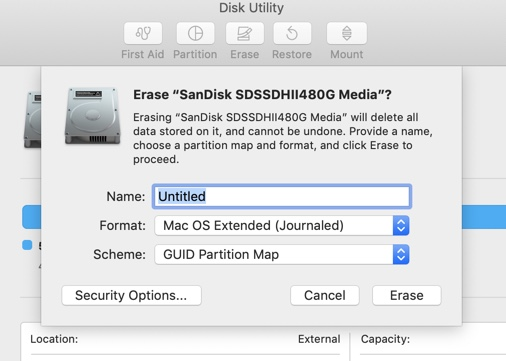 How to Add an SSD to a Mac Without Opening the Computer