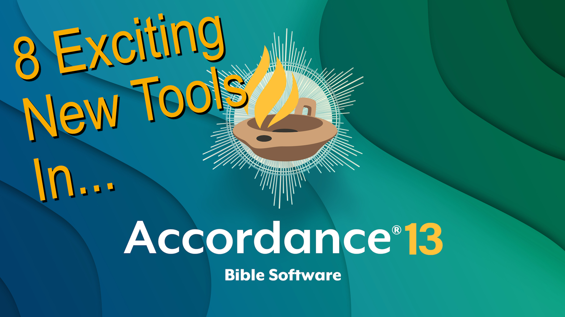 8 exciting new tools in accordance 13