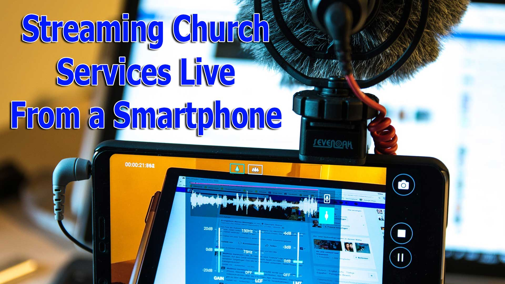 streaming church services